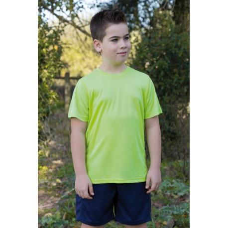 Camiseta técnica Niño