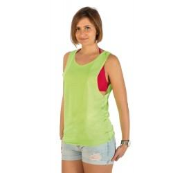 Camiseta aberturas laterales