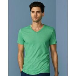 Camiseta Cuello Pico Gildan