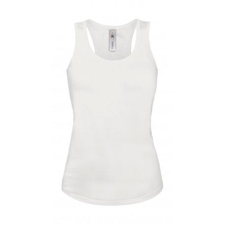 Camiseta Espalda de Nadadora Classic B&C