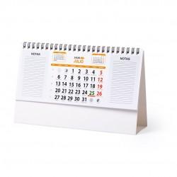 Calendarios Sobre Mesa Feber