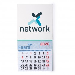 Imán Nevera Calendario