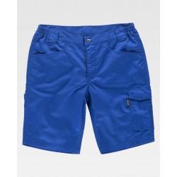 Pantalon Bermuda Multi Bolsillos