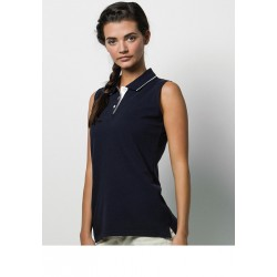 Polo Mujer Gamegear Sin Mangas