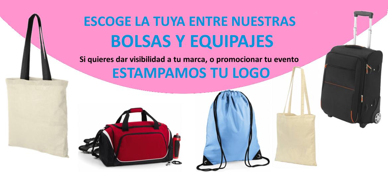 Bolsas y equipajes